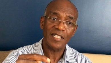 """Photo de Mamadou Koulibaly : """"Ouattara pense que c'est un droit pour lui de tuer les Ivoiriens"""""""