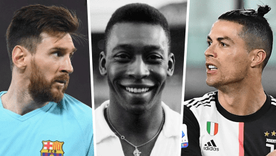 Photo de Pelé, 80 ans de records poursuivis par Messi, Neymar et Cristiano Ronaldo !