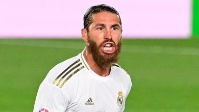 """Photo de Sergio Ramos filmé en train de demander le renvoi de ce concepteur : """"Il faut le renvoyer"""" (vidéo)"""