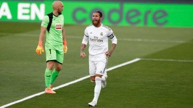 Photo de Sergio Ramos, l'homme des records du Real Madrid
