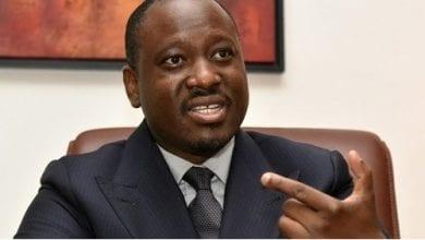 """Photo de Côte d'Ivoire : Soro accuse Ouattara d'être """" rebelle à la Loi """""""