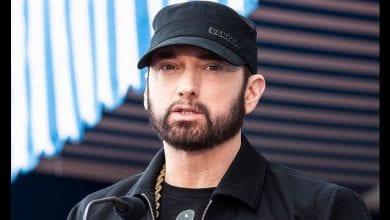 Photo de Eminem : le rappeur entre dans l'histoire avec un nouveau record