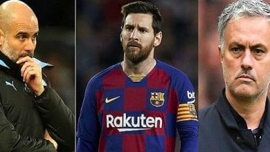 Photo de La surprenante déclaration de José Mourinho sur Pep Guardiola et Lionel Messi