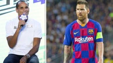 """Photo de """"C'est la dernière saison de Messi au Barça,"""" selon Rivaldo !"""