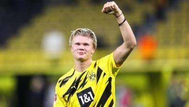 Photo de Dortmund : Haaland pulvérise les records de Messi et Cristiano à seulement 20 ans