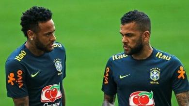 Photo de Dani Alves : « Je l'avais dit à Neymar mais il ne m'a pas répondu »