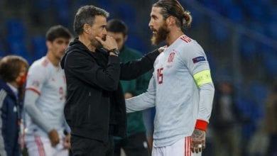 Photo de Ligue des Nations: après les deux penalties manqués de Ramos, Luis Enrique brise le silence
