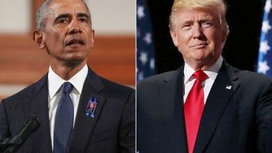 Photo de États-Unis/présidentielle 2020 : le message de Barack Obama à Donald Trump après sa défaite