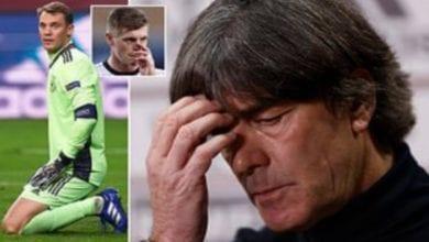 Photo de Allemagne : humilié par l'Espagne, Joachim Löw perd tout espoir !