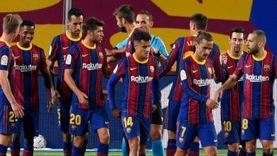 Photo de Barça : découvrez les 5 joueurs qui seront sur le marché lors du mercato hivernal