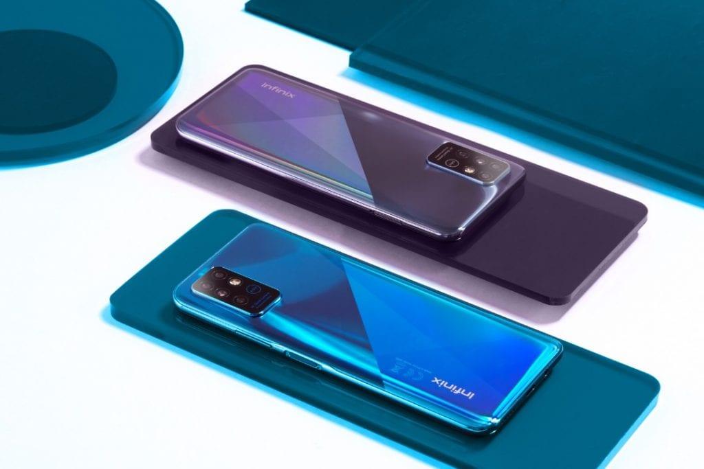 Infinix Mobile dévoile le « NOTE 8 » avec une solution polyvalente