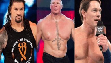 Photo de Découvrez les catcheurs les mieux payés de la WWE, John Cena occupe la deuxième place