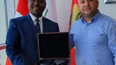 """Photo de Un Turc, ami de Guillaume Soro, révèle: """"Il sera dans son pays très bientôt"""""""