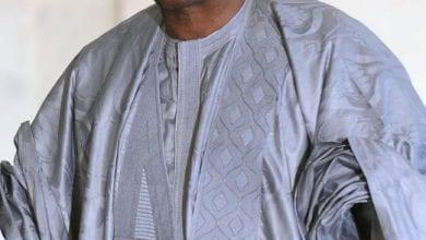 Photo de Deuil/ L'ex-Président Malien ATT est décédé