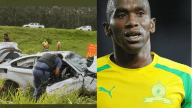 Photo de Afrique du Sud : un ex-footballeur international meurt dans un accident de voiture à 33 ans !