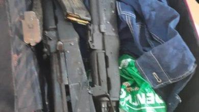 Photo de A 48 H des manifestations de l'opposition/ La Police saisit des armes de guerre à Bouaké
