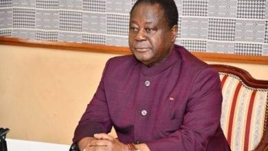 """Photo de Côte d'Ivoire/ Bédié à propos du dialogue avec Ouattara : """"Cette main tendue que j'ai acceptée en allant discuter avec lui, en fait, c'est pour l'aider"""""""