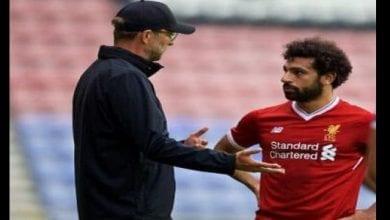 Photo de Liverpool : remplacé par Sadio Mané, Mohamed Salah très furieux contre Jürgen Klopp