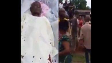 Photo de Nigeria/étrange : un mort « respire » un an après l'exhumation de son cadavre (vidéo)