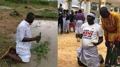 Photo de «J'ai réalisé que j'ai été dupé par des mythes étrangers» – un Nigérian dénonce le christianisme