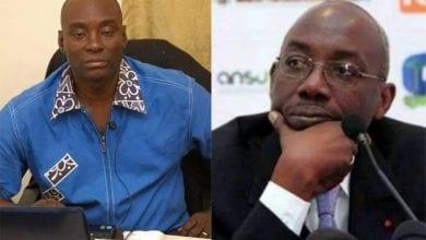Photo de Décès de Sidy Diallo: quand l'hommage de Fernand Dédeh se transforme en cassement de « papots »
