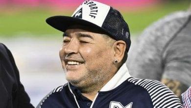 Photo de Argentine : après la mort de Maradona, une de ses dernières photos fait polémique