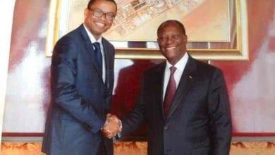 Photo de Selon Franklin Nyamsi, Conseiller de Soro/ Alassane Ouattara développe un cancer de la gorge