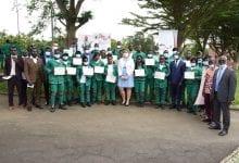 Photo de Clôture de la formation sur les énergies renouvelables : la GIZ et le CME se félicitent de l'effectivité du projet