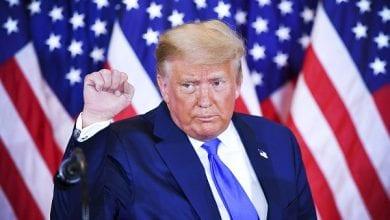 Photo de États-Unis/présidentielle : Donald Trump outrepasse les lois et s'autoproclame vainqueur