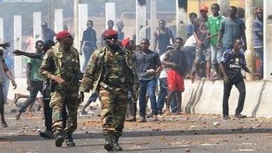 Photo de Inquiétude en Guinée / Les gendarmes désormais autorisés à tirer à vue