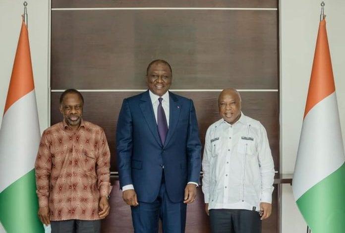 Décrispation / Des émissaires de Gbagbo rencontrent Hamed Bakayoko
