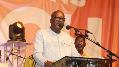 """Photo de Burkina-Présidentielle/ Roch Kaboré, président sortant : """"Le peuple Burkinabè a fait preuve de maturité"""""""