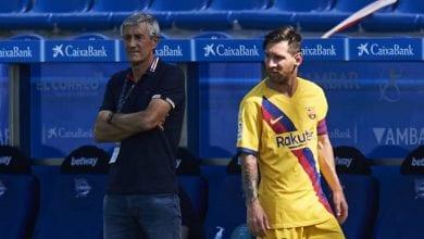 Photo de Barcelone : voici ce que l'ex coach, Quique Setien, pense de Lionel Messi