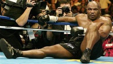 Photo de Mike Tyson révèle qu'il a utilisé un faux pénis pour passer des tests antidopage