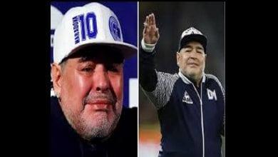 Photo de Les derniers mots de Diego Maradona avant sa mort révélés