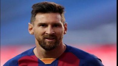 Photo de Un autre club anglais voudrait défier Man City pour le transfert de Messi