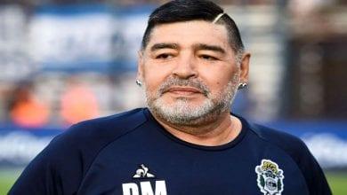 Photo de «C'était un véritable génie»,  quand Maradona désignait un africain plus fort que lui