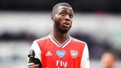 Photo de Arsenal veut lâcher Nicolas Pépé, Barça à la rescousse ?