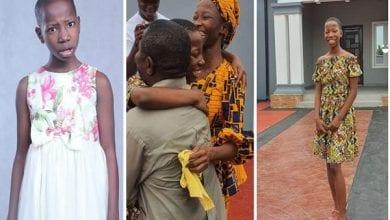 Photo de Nigeria: la comédienne Emmanuella, 10 ans, offre une maison à sa mère (photos)