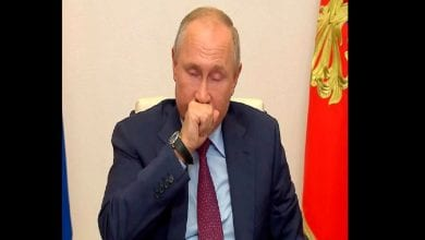 Photo de Révélation: Vladimir Poutine lutte contre le cancer et la maladie de Parkinson selon une source russe
