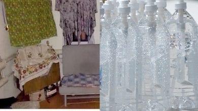 Photo de Russie: 7 personnes meurent après avoir bu du désinfectant pour les mains par manque d'alcool lors d'une fête