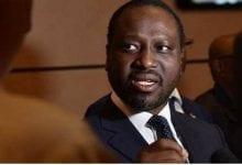"""Photo de Soro parle aux Ivoiriens depuis un lieu inconnu :"""" Nous devons continuer le combat pour la libération de notre pays!"""""""