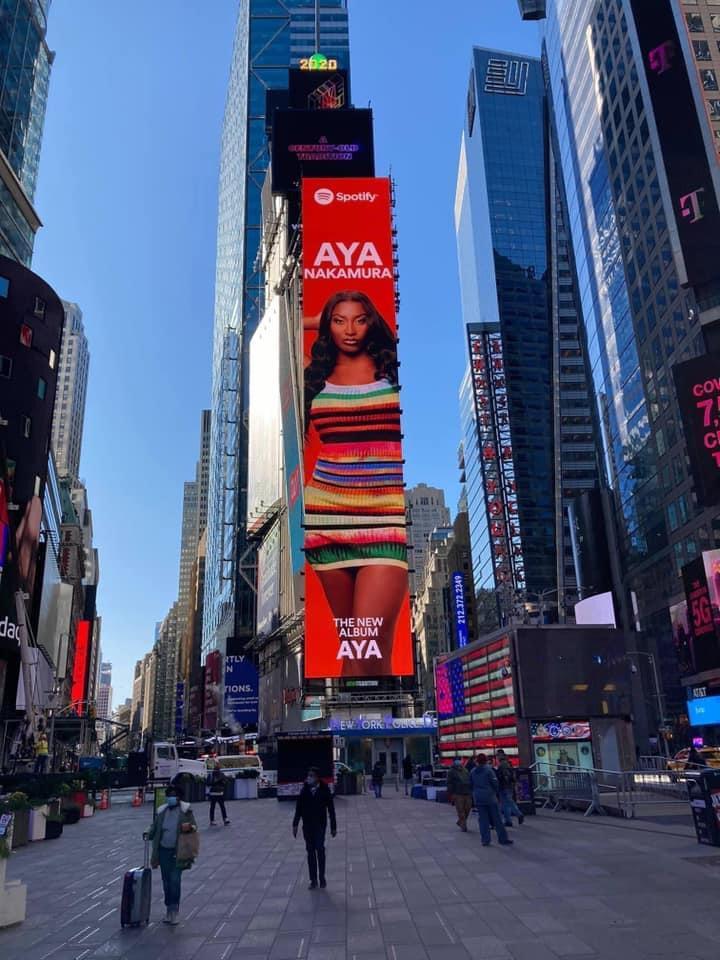 Emmanuelle Keita s'adresse à Aya Nakamura après la sortie de son nouvel album