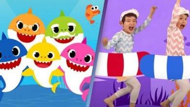 """Photo de """"Baby shark"""" devient la vidéo youtube la plus suivie de tous les temps – vidéo"""