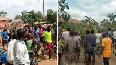 Photo de Nigeria : des jeunes en colère protestent contre la mystérieuse « disparition des pénis » dans la communauté