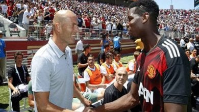 Photo de Manchester United : Pogba prêt à tout pour rejoindre Zidane au Real Madrid