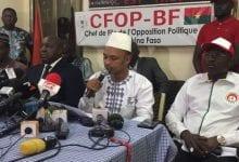 Photo de Burkina/ L'opposition ne reconnait pas les résultats provisoires