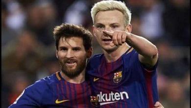 Photo de Barça: après koeman, Rakitic répond à Sétien à propos de la polémique sur Messi