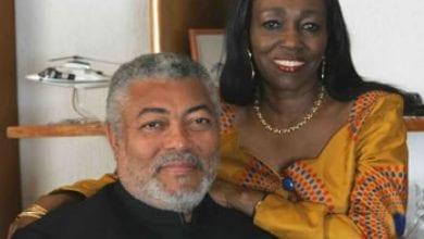 Photo de Ghana: Après la mort de John Rawlings, une folle rumeur accable son épouse