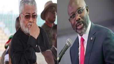 Photo de « Tu manqueras à l'Afrique : le président George Weah réagit au décès de Jerry Rawlings
